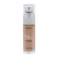 Makiažo pagrindas L´Oreal Paris True Match Super Blendable Foundation SPF17 Cosmetic 30ml Shade D5-W5 Golden Sand