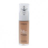 Makiažo pagrindas L´Oreal Paris True Match Super Blendable Foundation SPF17 Cosmetic 30ml Shade D8-W8 Golden Cappucc