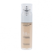 Makiažo pagrindas L´Oreal Paris True Match Super Blendable Foundation SPF17 Cosmetic 30ml Shade N1.5 Linen Makiažo pagrindas veidui