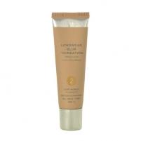 Makiažo pagrindas Lumene Longwear Blur Foundation SPF15 Cosmetic 30ml Nr. 4 Warm Beige Makiažo pagrindas veidui