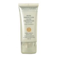 Makiažo pagrindas Lumene Nude Perfection Glow Foundation SPF15 Cosmetic 30ml Nr. 1 Classic Beige Makiažo pagrindas veidui
