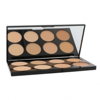 Makiažo pagrindas Makeup Revolution London Cover & Conceal Palette Cosmetic 10g Light-Medium Makiažo pagrindas veidui