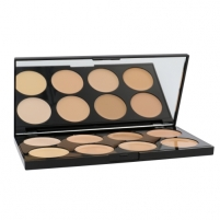 Makeup Revolution London Cover & Conceal Palette Cosmetic 10g Light The basis for the make-up for the face