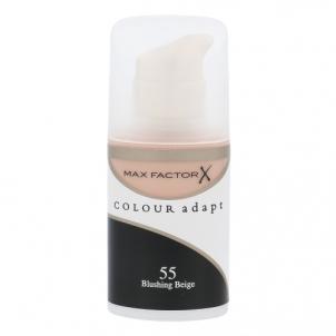 Makiažo pagrindas Max Factor Colour Adapt Make-Up Cosmetic 34ml 55 Blushing Makiažo pagrindas veidui