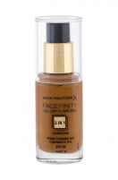 Makiažo pagrindas Max Factor Facefinity 95 Tawny 3 in 1 Makeup 30ml SPF20
