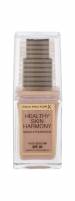 Makiažo pagrindas Max Factor Healthy Skin Harmony 65 Rose Beige Makeup 30ml SPF20