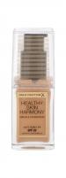 Makiažo pagrindas Max Factor Healthy Skin Harmony 77 Soft Honey Makeup 30ml SPF20