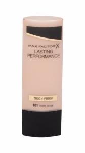 Makiažo pagrindas Max Factor Lasting Performance Make-Up Cosmetic 35ml Ivory Beige Makiažo pagrindas veidui
