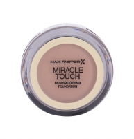 Makiažo pagrindas Max Factor Miracle Touch Liquid Illusion Foundation Cosmetic 11,5g 70 Natural Makiažo pagrindas veidui