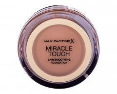 Makiažo pagrindas Max Factor Miracle Touch Liquid Illusion Foundation Cosmetic 11,5g 75 Golden