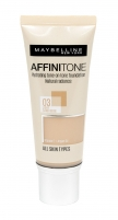 Maybelline Affinitone Foundation Cosmetic 30ml 03 Light Sand Beige The basis for the make-up for the face