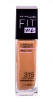 Makiažo pagrindas Maybelline Fit Me Liquid Foundation SPF18 Cosmetic 30ml 315 Soft Honey Makiažo pagrindas veidui