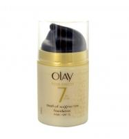 Makiažo pagrindas Olay Total Effects 7-in-1 BB Cream SPF15 Cosmetic 50ml Makiažo pagrindas veidui