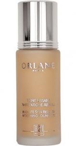 Makiažo pagrindas Orlane Fond De Teint Lissant Anti Fatigue Absolu Cosmetic 30ml (color 30) Makiažo pagrindas veidui