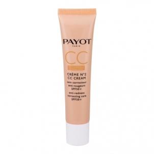 Makiažo pagrindas Payot Creme No2 CC Cream SPF50 Cosmetic 40ml Makiažo pagrindas veidui