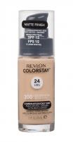 Makiažo pagrindas Revlon Colorstay Makeup Combination Oily Skin Cosmetic 30ml 300 Golden Beige Makiažo pagrindas veidui