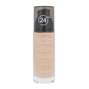 Makiažo pagrindas Revlon Colorstay Makeup Combination Oily Skin Cosmetic 30ml Shade 200 Nude Основа для макияжа для лица