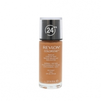 Makiažo pagrindas Revlon Colorstay Makeup Normal Dry Skin Cosmetic 30ml 370 Toast Makiažo pagrindas veidui
