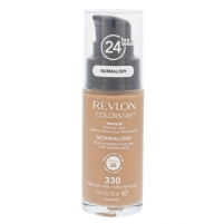Revlon Colorstay Makeup Normal Dry Skin Cosmetic 30ml Natural Tan