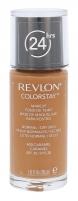 Makiažo pagrindas Revlon Colorstay Makeup Normal Dry Skin Cosmetic 30ml Nr. 400 Caramel Makiažo pagrindas veidui