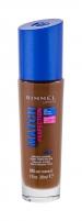 Makiažo pagrindas Rimmel London Match Perfection 605 Deep Chocolate Makeup 30ml SPF15