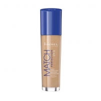 Rimmel London Match Perfection Foundation SPF18 30ml Sand