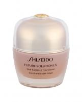 Makiažo pagrindas Shiseido Future Solution LX N3 Neutral Total Radiance Foundation Makeup 30ml SPF15 Makiažo pagrindas veidui