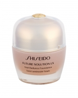 Makiažo pagrindas Shiseido Future Solution LX N4 Neutral Total Radiance Foundation Makeup 30ml SPF15 Makiažo pagrindas veidui