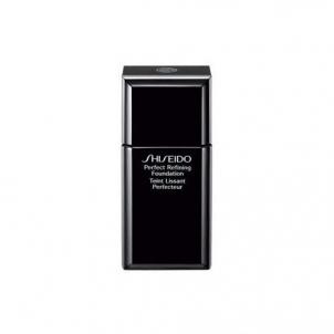 Makiažo pagrindas Shiseido Perfect Refining Foundation SPF15 Cosmetic 30ml Makiažo pagrindas veidui