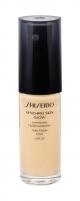 Makiažo pagrindas Shiseido Synchro Skin Glow Neutral 2 Makeup 30ml SPF20 Makiažo pagrindas veidui