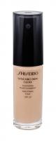Makiažo pagrindas Shiseido Synchro Skin Glow Rose 2 Makeup 30ml SPF20 Makiažo pagrindas veidui