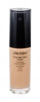 Makiažo pagrindas Shiseido Synchro Skin Glow Rose 3 Makeup 30ml SPF20 Makiažo pagrindas veidui
