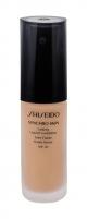 Makiažo pagrindas Shiseido Synchro Skin Rose 4 Lasting Liquid Foundation Makeup 30ml SPF20 Makiažo pagrindas veidui