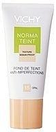 Makiažo pagrindas Vichy NormaTeint Make-up 35 Cosmetic 30ml (Sand) Makiažo pagrindas veidui
