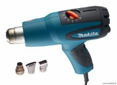 MAKITA HG551VK techninis fenas Electric technical fenai