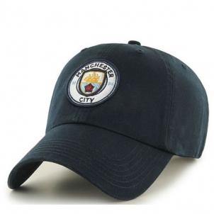 Manchester City F.C. kepurėlė su snapeliu (Tamsiai mėlyna)
