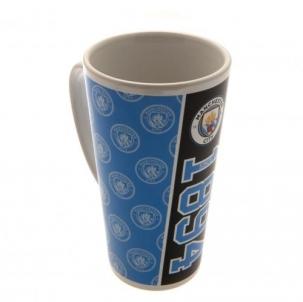 Manchester City F.C. Latte kavos puodelis (1894)