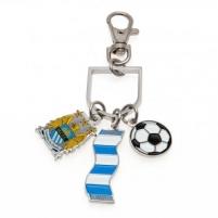 Manchester City F.C. raktų pakabukas (Trys viename)