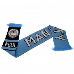 Manchester City F.C. šalikas (Mėlynas)