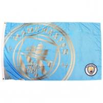 Manchester City F.C. vėliava