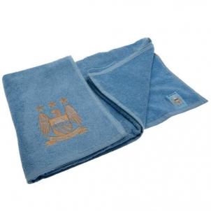 Manchester City F.C. žakardo rankšluostis