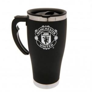 Manchester United F.C. prabangus kelioninis puodelis
