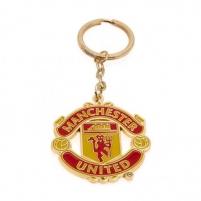 Manchester United F.C. raktų pakabukas Sirgalių atributika