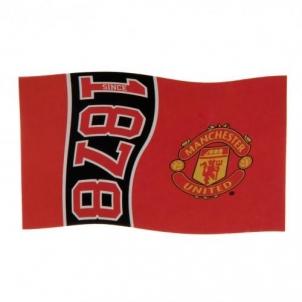 Manchester United F.C. vėliava (1878)