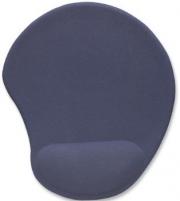 Manhattan ergonomiškas gelio pelės kilimėlis, mėlynas Mouse