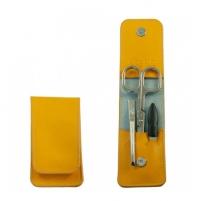 Manikiūro rinkinys Credo Solingen Luxury 3 piece 3 Mango Rankų priežiūros priemonės