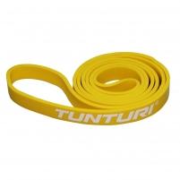 Mankštos juosta Power Band Light Yellow Juostos mankštai