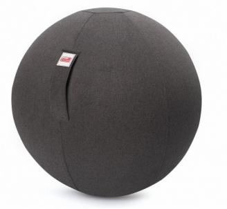 Mankštos kamuolio užvalkalas SISSEL®, pilkas Exercise balls