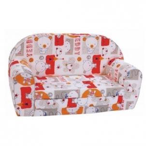 Marga sofa Foteliai, sėdmaišiai vaikams