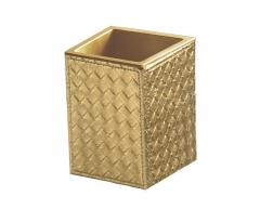 MARRAKECH stiklinė, aukso spalvos